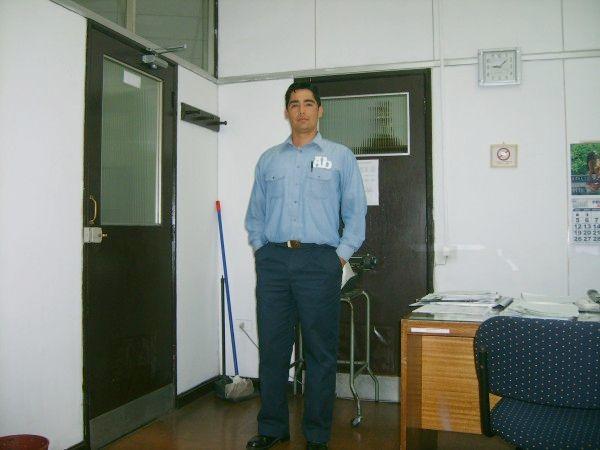 Fotolog de el clerigo: En La Oficina